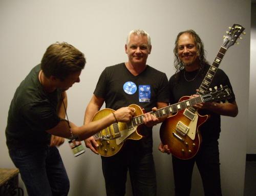 GM Vintage Meets Metallica