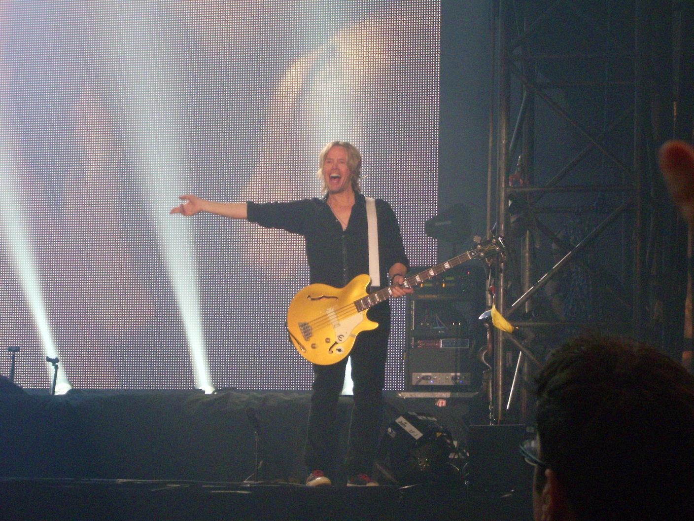 Brian Ray (Paul McCartney's Band) Les Paul