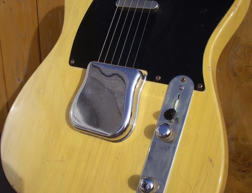 Butterscotch Fender Telecaster