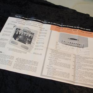 gord miller vintage restorations 1957 fender amplifier foldout